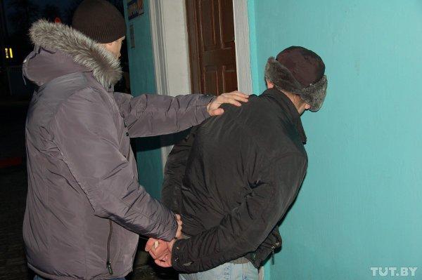 В Гомеле задержали сторожа за оскорбительный комментарий в адрес сотрудников милиции