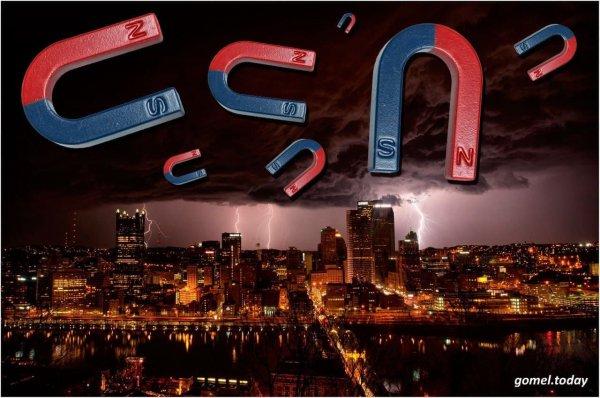 28 сентября на Землю обрушится мощная магнитная буря